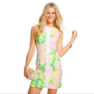 Lilly Pulitzer X Target Pink Flamingo Shift Dress